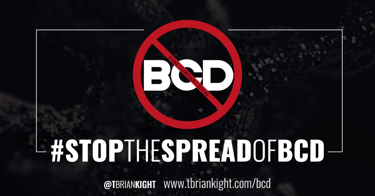 #StopTheSpreadofBCD